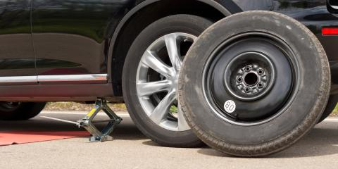 5 Tips for Driving on a Spare Car Tire, Harrison, Arkansas