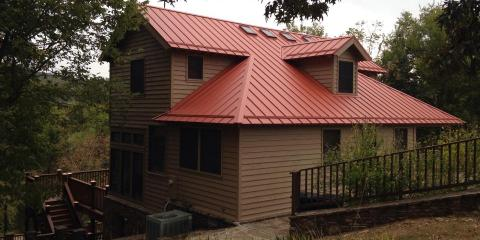 3 Amazing Benefits of Metal Roofing, South Harrison, Arkansas