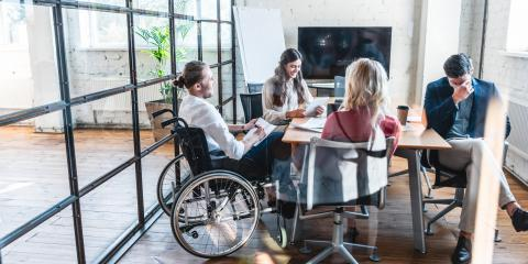 5 Tips for Learning to Use a Wheelchair, Harrison, Arkansas