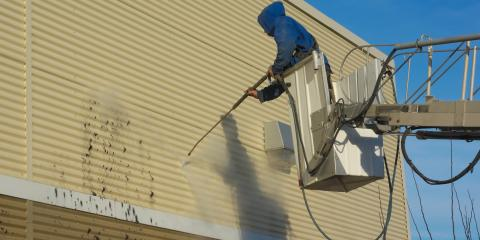 3 Questions for Potential Commercial Pressure Washing Contractors, Harrison, Ohio