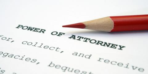 Watson Law Firm Explains the Role of a Power of Attorney, Harrison, Arkansas