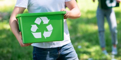 How Recycling Benefits the Planet, Harrison, Arkansas