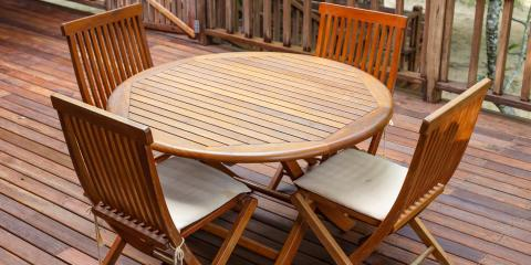 Why You Should Have Your Teak Furniture Washed This Winter, Harrison, Ohio