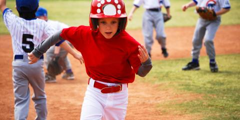 The Importance of Staying Calm at Your Child's Sporting Events, ,