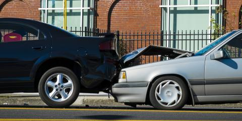 What to Do When You're Involved in a Car Accident, Hartford, Connecticut