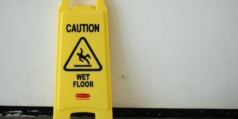 6 Steps to Follow After a Slip & Fall: Accident Injury Attorney Explains, Hartford, Connecticut