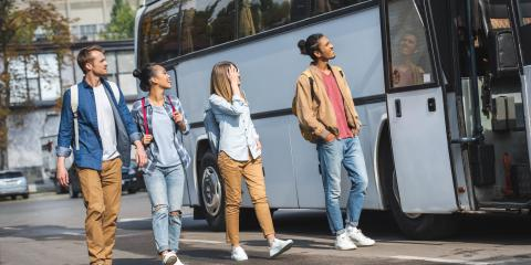 3 Reasons to Travel By Charter Bus Instead of Flying, Bolton, Connecticut