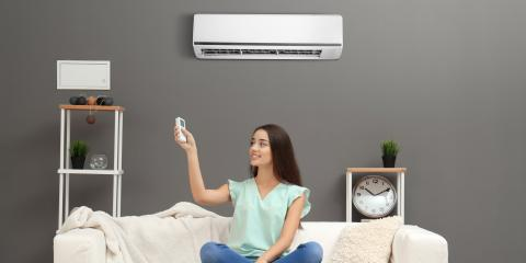 3 Benefits of Ductless HVAC Systems, Glastonbury, Connecticut
