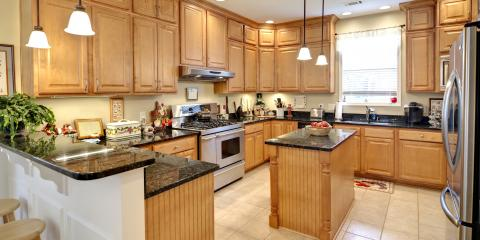 5 Types of Kitchen Layouts , Waterbury, Connecticut