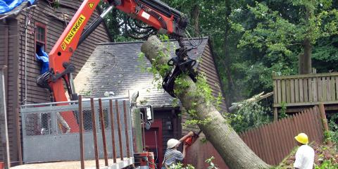 The Do's & Don'ts of Cleaning Up After a Major Storm, West Hartford, Connecticut