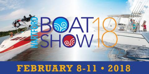 Hartford Boat Show Starts Thursday!, Norwalk, Connecticut