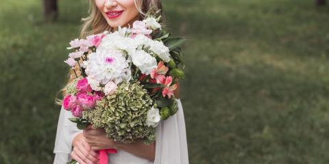 How to Pick the Perfect Wedding Bouquet, Hastings, Nebraska