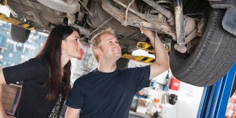 When Should You Take a New Car to an Auto Shop?, Hastings, Nebraska