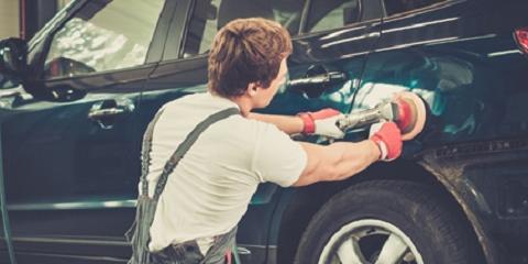 Auto Scratch Repair Advice From Hastings' Best Auto Shop, Hastings, Nebraska