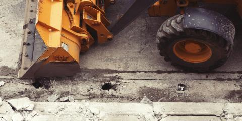 Concrete Recycling, Residential Demolition, and 3 Other Things Excavating Contractors Can Do for You, Honolulu, Hawaii