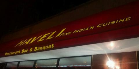 Curry & Cocktails! Indulge in Your Favorite Meals at Haveli Indian Restaurant, Queens, New York
