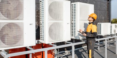 3 Signs Your Commercial Air Conditioner Needs Service, Honolulu County, Hawaii