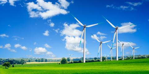 3 Types of Alternative Energy, Honolulu, Hawaii