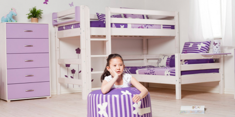 4 Tips for Creating a Room Your Child Will Love, Honolulu, Hawaii