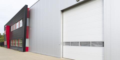 What to Consider When Comparing Rolling & Sectional Products for a Commercial Door Installation, Ewa, Hawaii