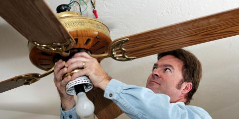 3 Reasons to Hire an Electrician to Install Your Ceiling Fan, Hilo, Hawaii