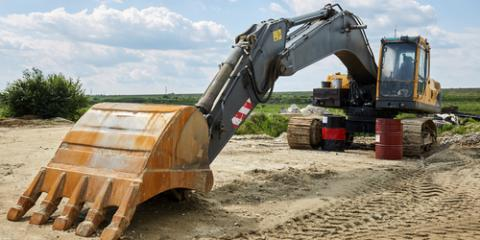 Excavating Professionals Explain 3 Types of Earthmoving Equipment, Eleele-Kalaheo, Hawaii