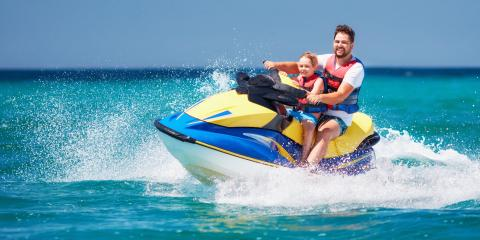3 Safety Tips for Riding a Jet Ski® With Kids, Honolulu, Hawaii