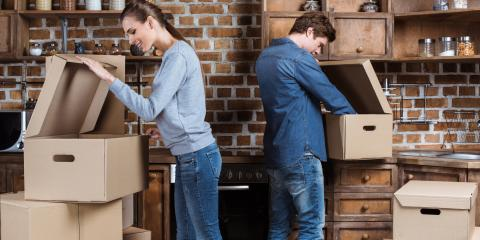 5 Tips for Unpacking Your Belongings After a Move, Wailuku, Hawaii