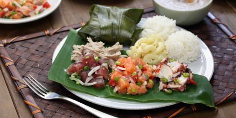 What Is a Plate Lunch?, Waialua, Hawaii