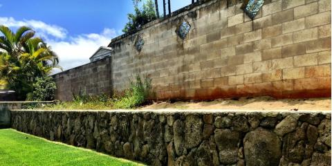 4 Factors to Consider When Installing Stone Walls & Other Hardscapes, Honolulu, Hawaii