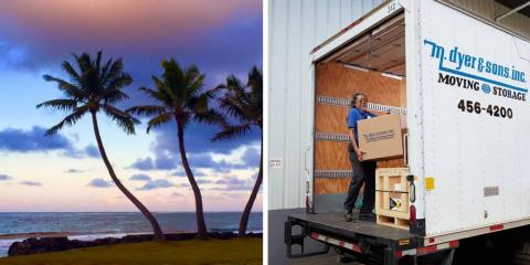 Choose M. Dyer & Sons as Your Kaneohe Moving Company!, Ewa, Hawaii