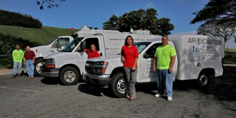 Hawaii Geophysical Services, LLC, Leak Detection Services, Services, Honolulu, Hawaii