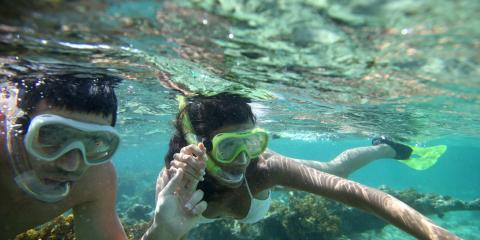 3 Health Benefits of Snorkeling in the Ocean, Lahaina, Hawaii