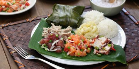 Top 3 Hawaiian Food Dishes to Order Tonight, Ewa, Hawaii