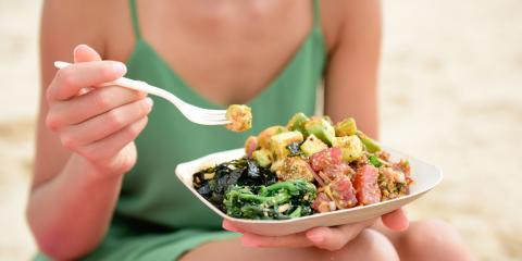 3 Healthy Reasons to Eat More Hawaiian Poke, Honolulu, Hawaii