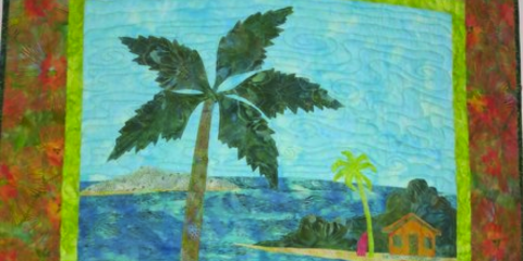 Make Memories With Hawaiian Quilt Patterns From The Maui Quilt Shop, Kihei, Hawaii