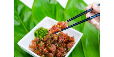 Da Hawaiian Poke Company, Hawaiian Restaurants, Restaurants and Food, Honolulu, Hawaii