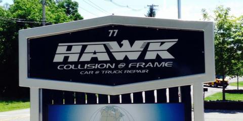 Hawk Collision & Frame, Collision Shop, Services, Fairport, New York