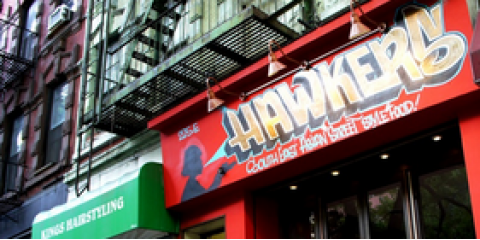 Hawkers' Authentic Thai Food Leaves New Yorkers in Love, Manhattan, New York