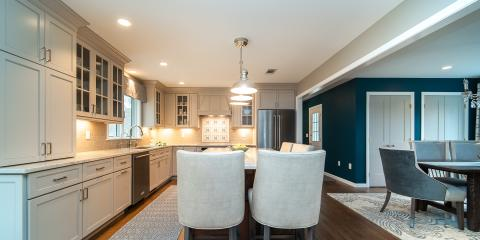 5 Benefits of Glass-Faced Kitchen Cabinets, ,
