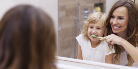 How to Choose a Toothbrush for Your Child, Hazard, Kentucky