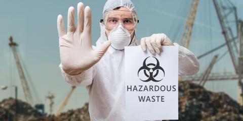 Hazardous Waste Management Under RCRA Guidelines, Honolulu, Hawaii