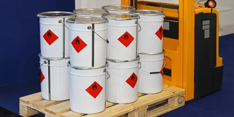 4 Critical Steps for Handling Hazardous Materials Before Shipment, Anchorage, Alaska