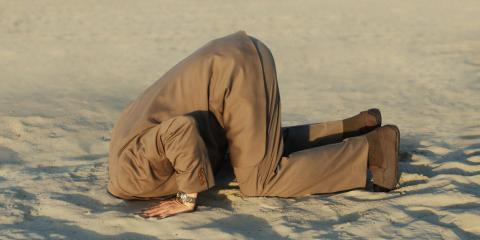 Don't Have Your Head in the Sand When it Comes to Business Security. Electronic Eye Security Has Complete Security Solutions to Help Keep Your Business Safe, Anaheim-Santa Ana-Garden Grove, California
