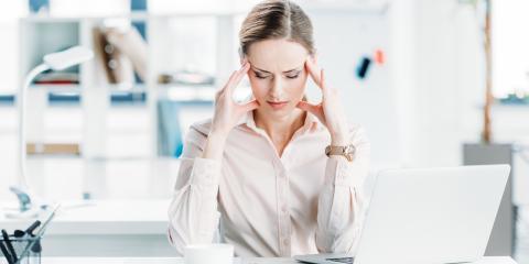 4 FAQ About Headaches, St. Charles, Missouri