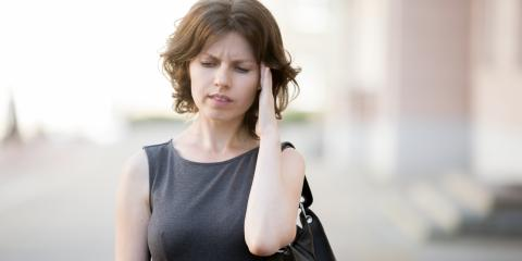 How Neck Problems Can Cause Headaches & How Your Chiropractor Can Help, West Palm Beach, Florida