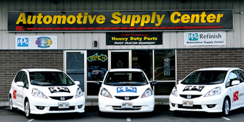 Automotive Supply Center Ltd, Auto Accessories, Services, Hilo, Hawaii