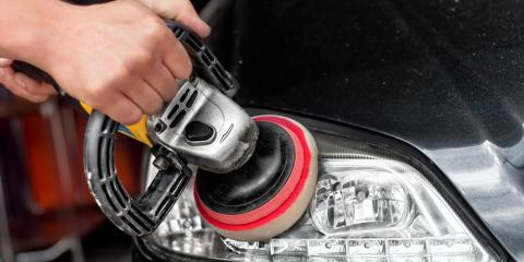 Cloudy Headlights? Capital Auto Glass Can Help, Lincoln, Nebraska