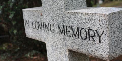 3 Tips for Choosing a Headstone Inscription, Mount Orab, Ohio