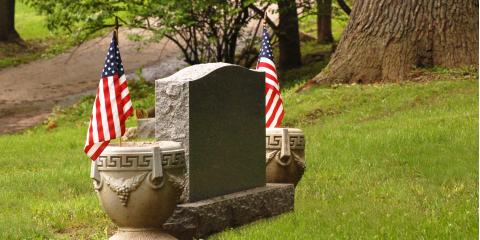 3 Grave Marker Options for Veterans, Phoenix, New York